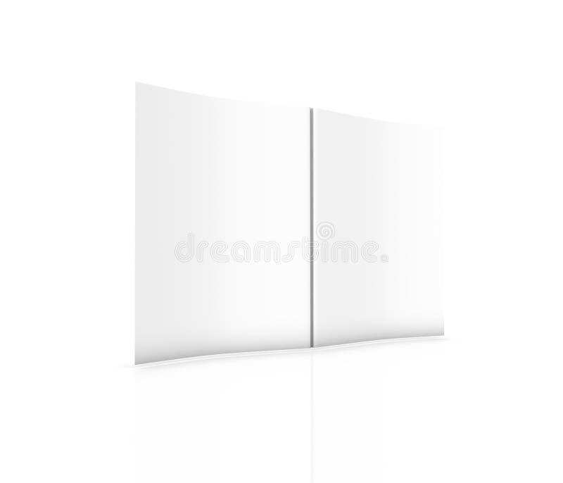 Download Blank paper stock illustration. Illustration of paperback - 14659449