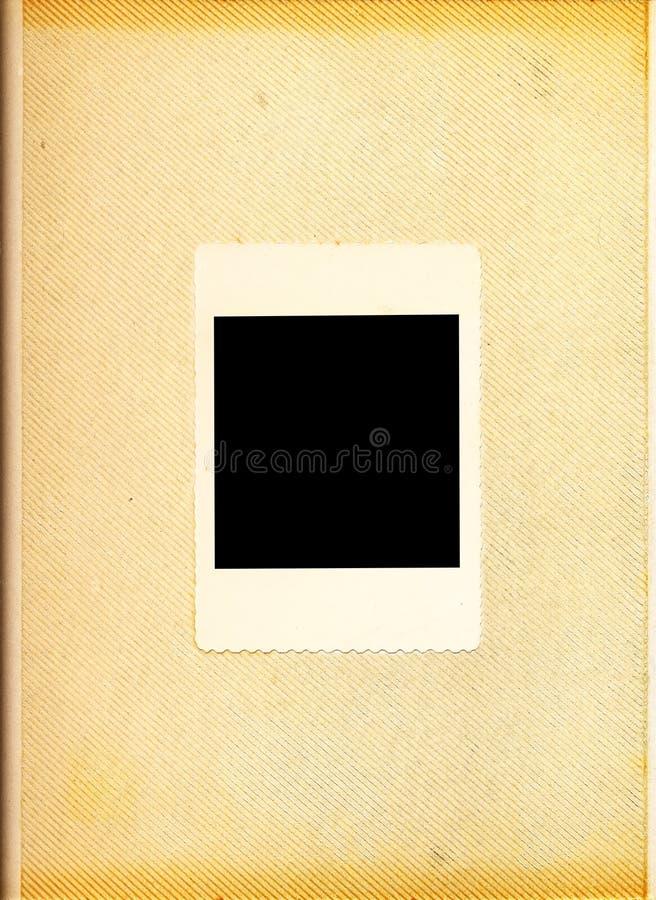 Download Blank photo album stock photo. Image of cruddy, brown - 23839600