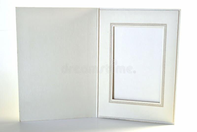 Download Blank Photo Frame stock image. Image of border, photo - 18221451