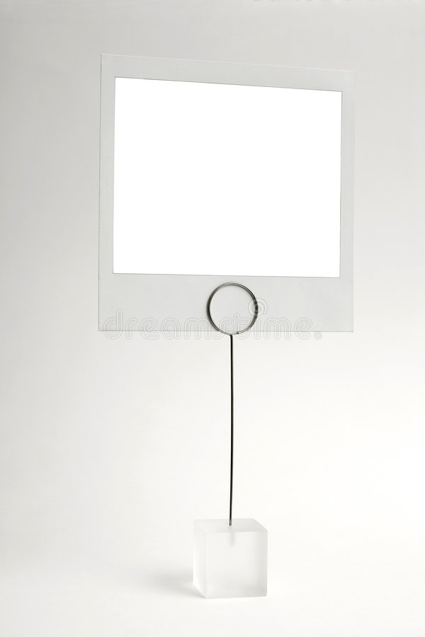 Download Blank Photo Frame Clip Stock Images - Image: 880054