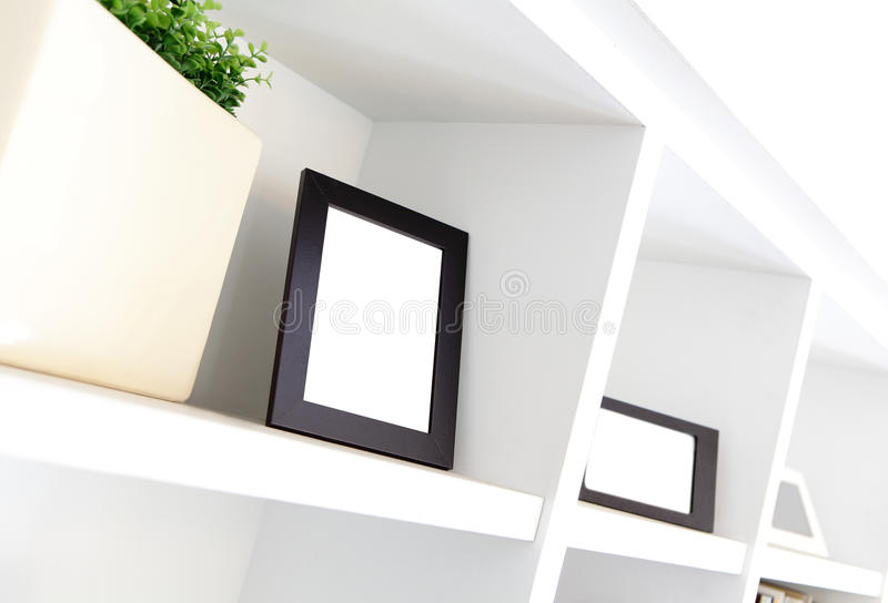 Download Blank Photo Frame With Copy Space Stock Photo - Image: 30341086