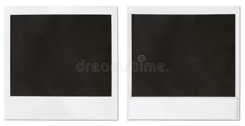Blank Photo Frames Stock Photos