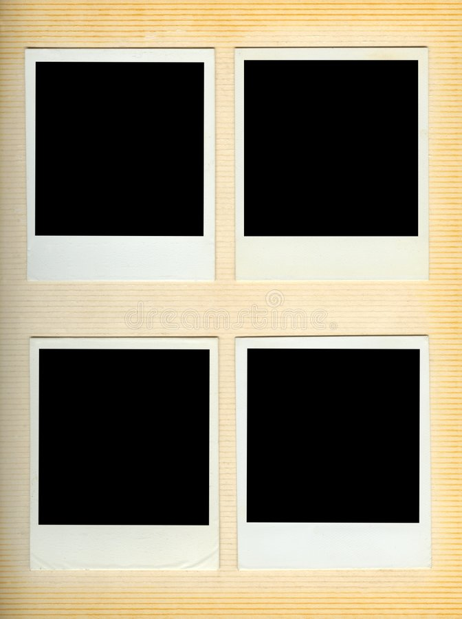 Download Blank Photo Frames Stock Photos - Image: 3079803