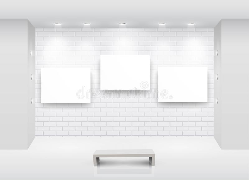 Download Blank picture stock vector. Image of design, portfolio - 21046548