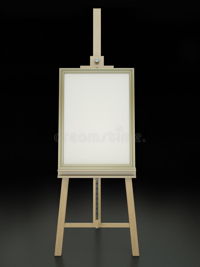 Download Blank picture stock illustration. Image of image, gallery - 23602211