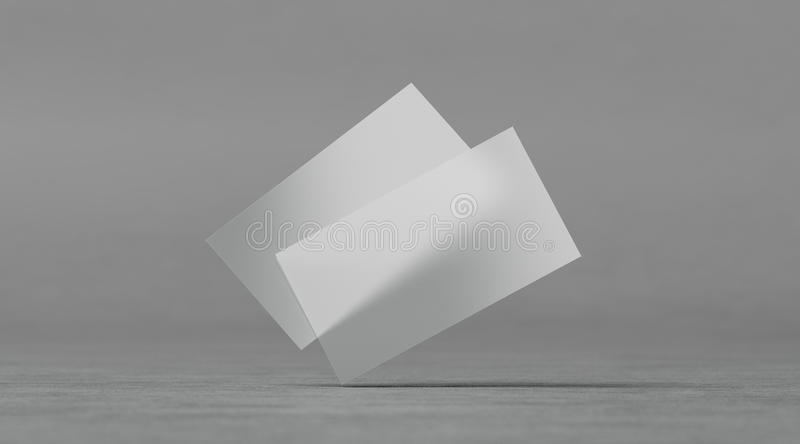 Blank plastic transparent business cards mockups stock illustration download blank plastic transparent business cards mockups stock illustration illustration of acrylic company reheart Image collections