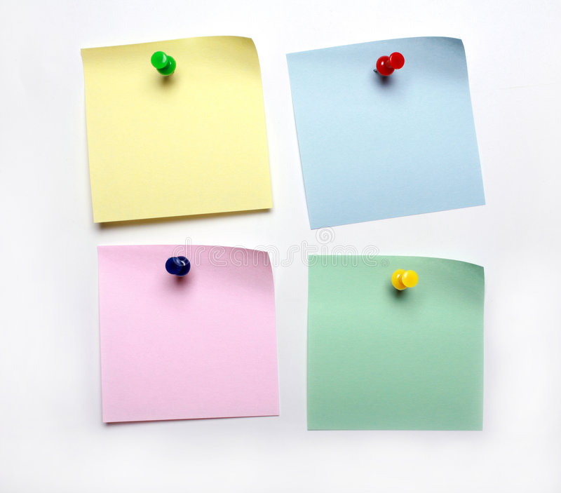 Download Blank post it to do list stock photo. Image of note, backgrounds - 7417460