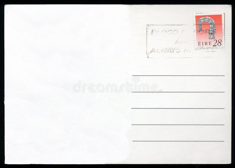 Download Blank postcard stock photo. Image of meter, europe, grunge - 10977180