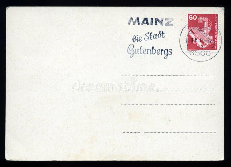 Download Blank Postcard Royalty Free Stock Image - Image: 10977186