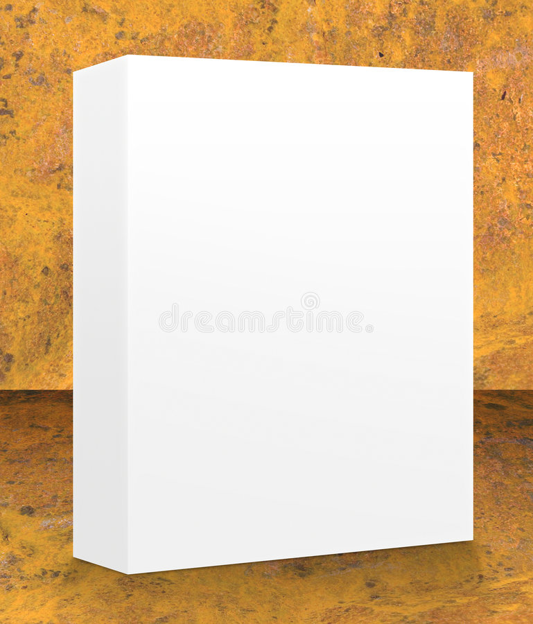 Download Blank Product Box stock illustration. Image of square - 1103334