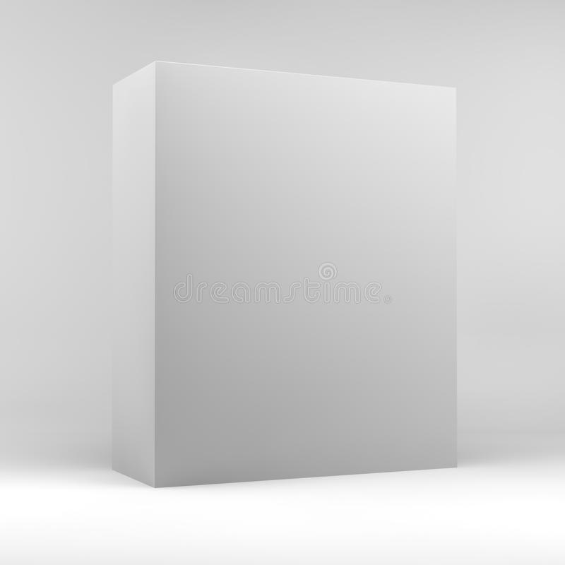 Download Blank Product Box Royalty Free Stock Photo - Image: 19036605