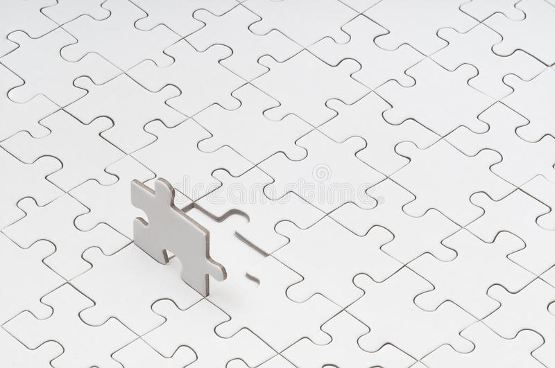 Download Blank Puzzle Stock Photo - Image: 21783360