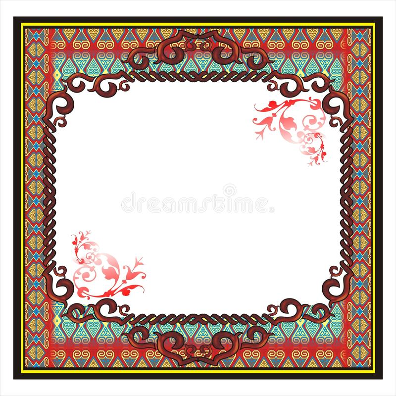 blank ram royaltyfri foto