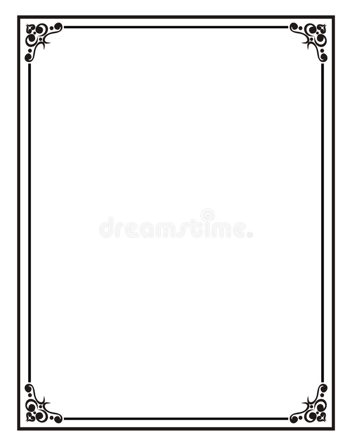 blank ramen royaltyfri fotografi