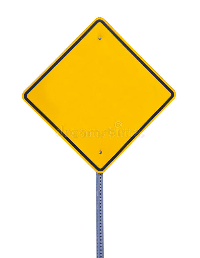 blank road sign stock image image of roadside road