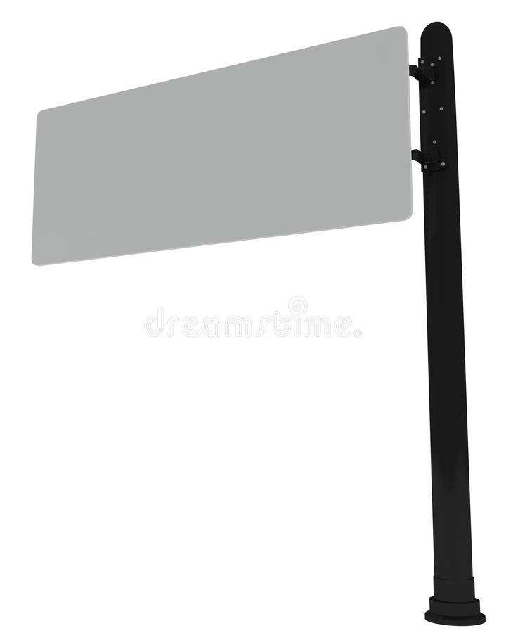 Download Blank  road sign stock photo. Image of design, business - 33983424
