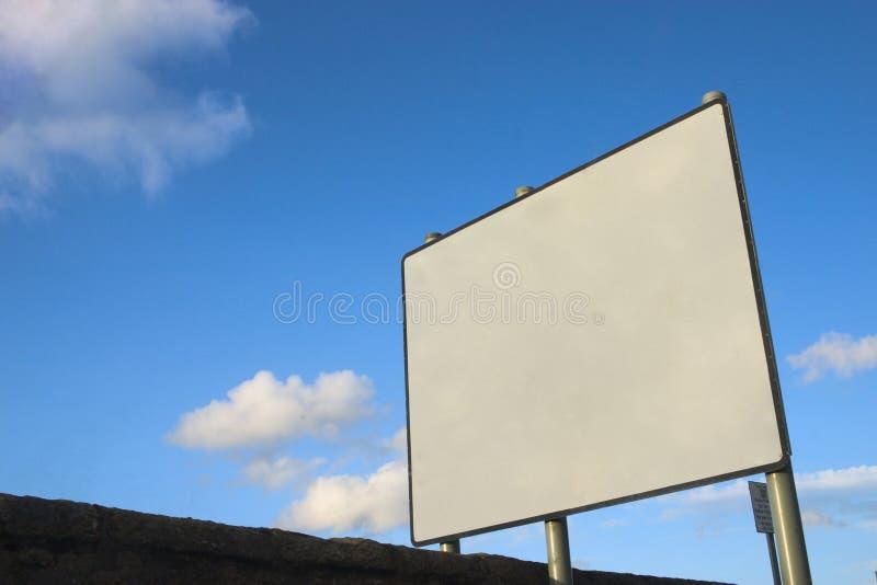 Blank Sign royalty free stock photos