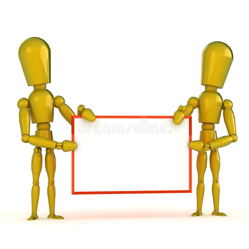 Download Blank Sign stock illustration. Illustration of board - 21867535