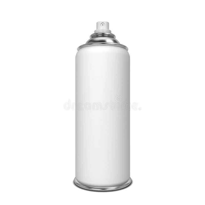 blank spray stock illustrationer
