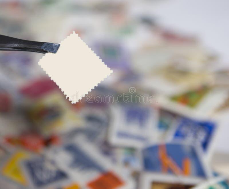 Download Blank Stamp Stock Image - Image: 27009921