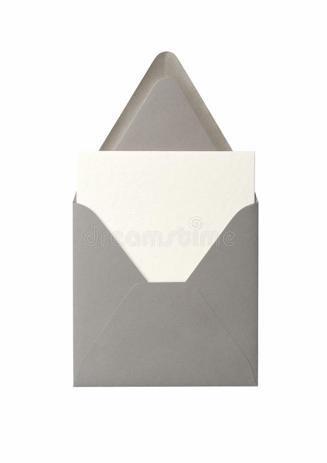 Free Blank Stationery: Card And Envelope Royalty Free Stock Photo - 46760615