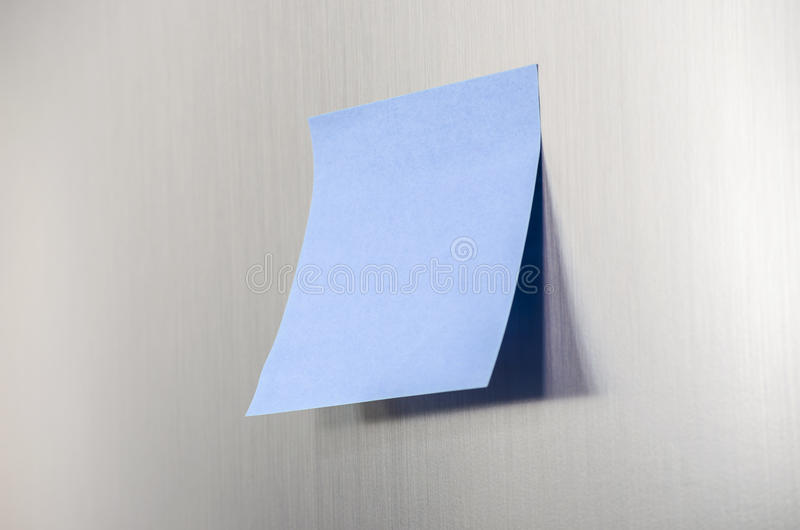 Download Blank sticky note stock photo. Image of notification - 28540120