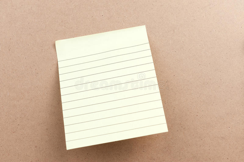 Download Blank sticky note stock photo. Image of attach, concept - 28956954