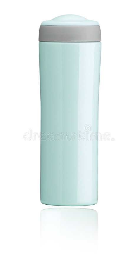 Blank sun tann cream tube. Blank cosmetic cream or soap tube customizable for beauty products commercials royalty free stock images