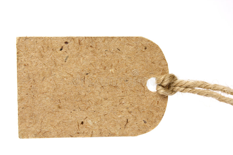 Download Blank Tag Stock Image - Image: 8648421