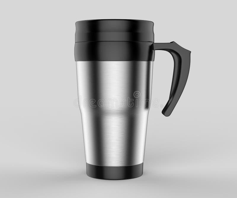 Presentation Or Thermos For Design Travel Mug Up Tumbler Mock Blank FKJT31cul