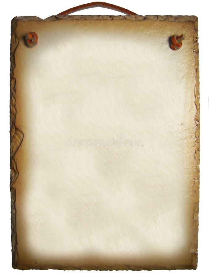 Blank Tile royalty free stock photo