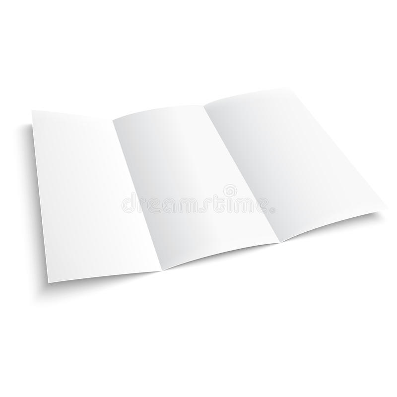 Blank Brochure. Blank Brochure Catalog Blank Brochure Template