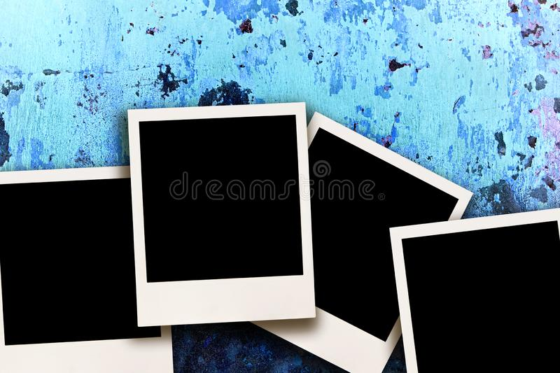 Blank images royalty free stock image