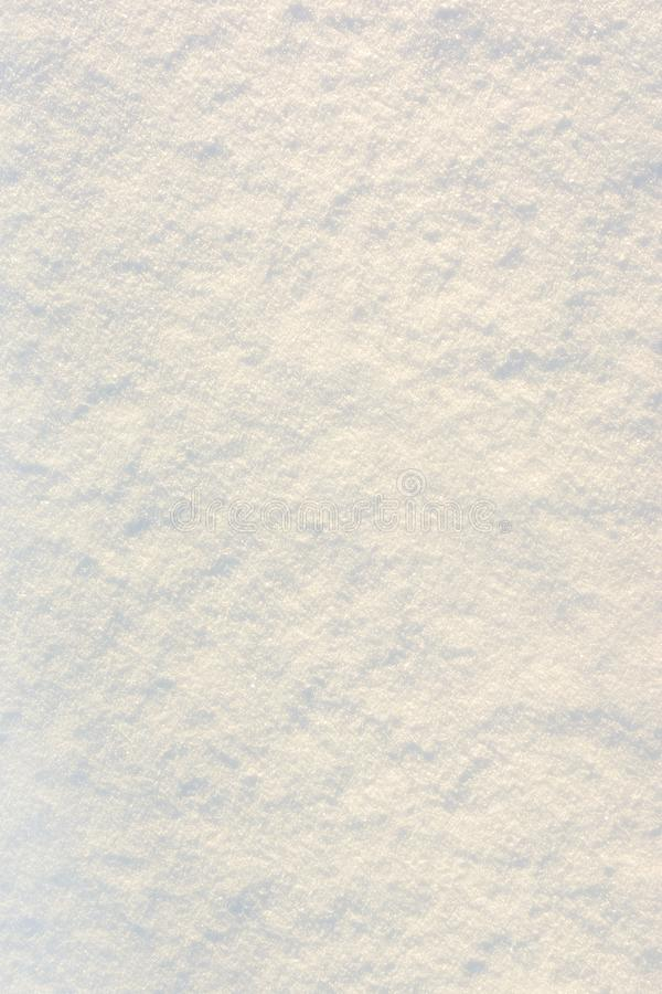 Blank white background. Beautiful texture of snow. Place for text, layout. Blank white background. Beautiful texture of fresh snow. Place for text, layout stock images