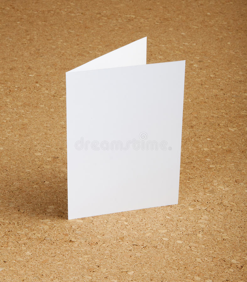 Blank white folding paper flyer. Identity design, corporate templates, company style, set of booklets, blank white folding paper flyer stock photos