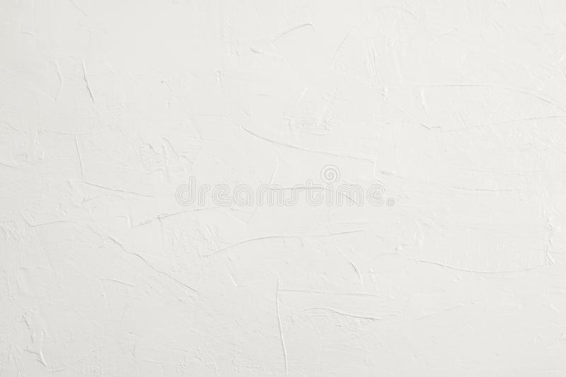 Blank white grunge cement wall texture background stock images