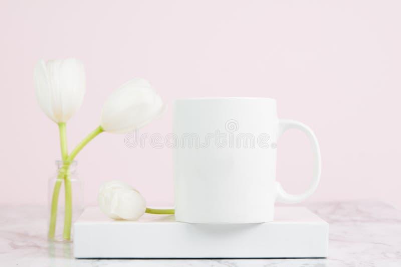 Mug mockup royalty free stock image