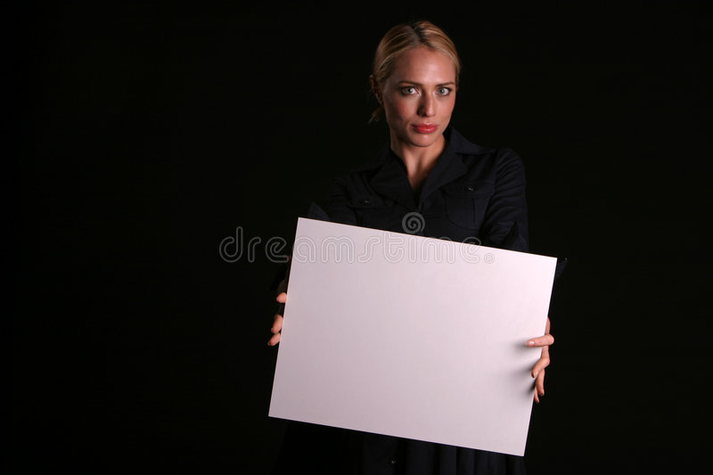 Blank For Your Text Royalty Free Stock Photography