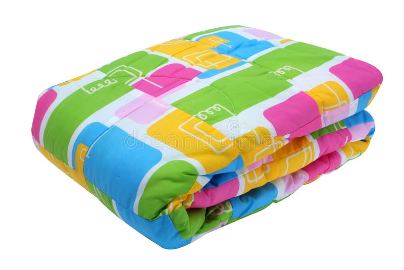 Blanket stock image