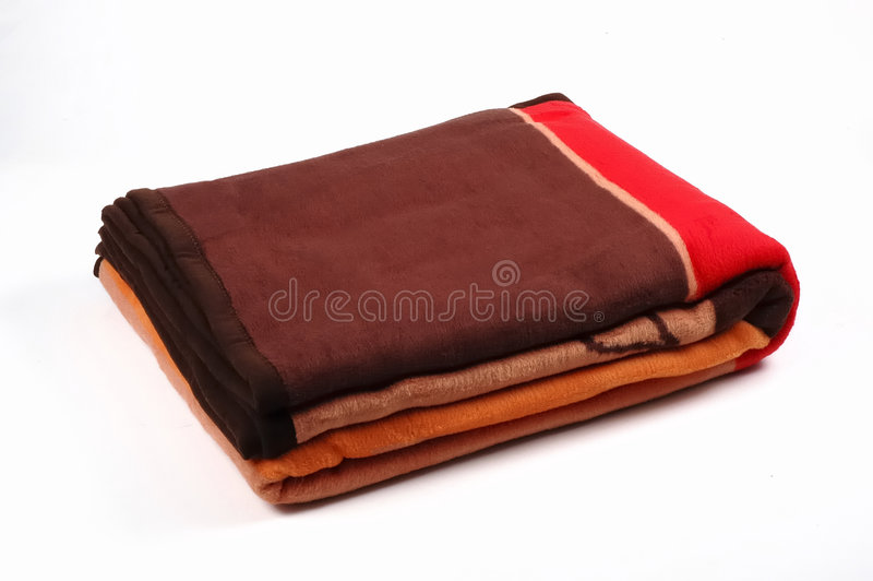 Blanket Royalty Free Stock Photo