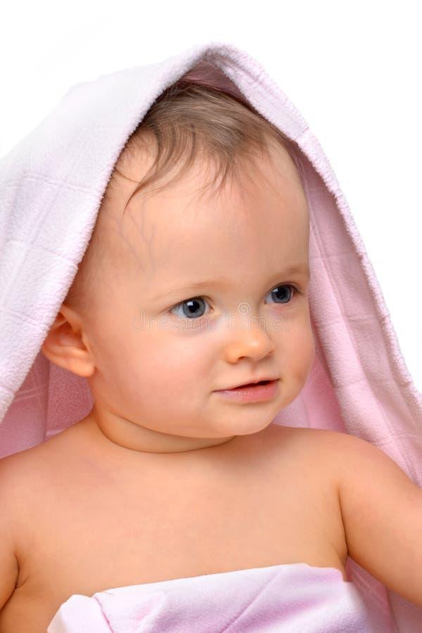Blanket Head Stock Photo