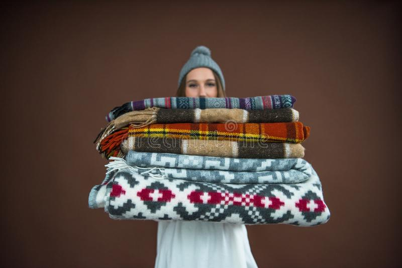 blanketing стоковые фотографии rf