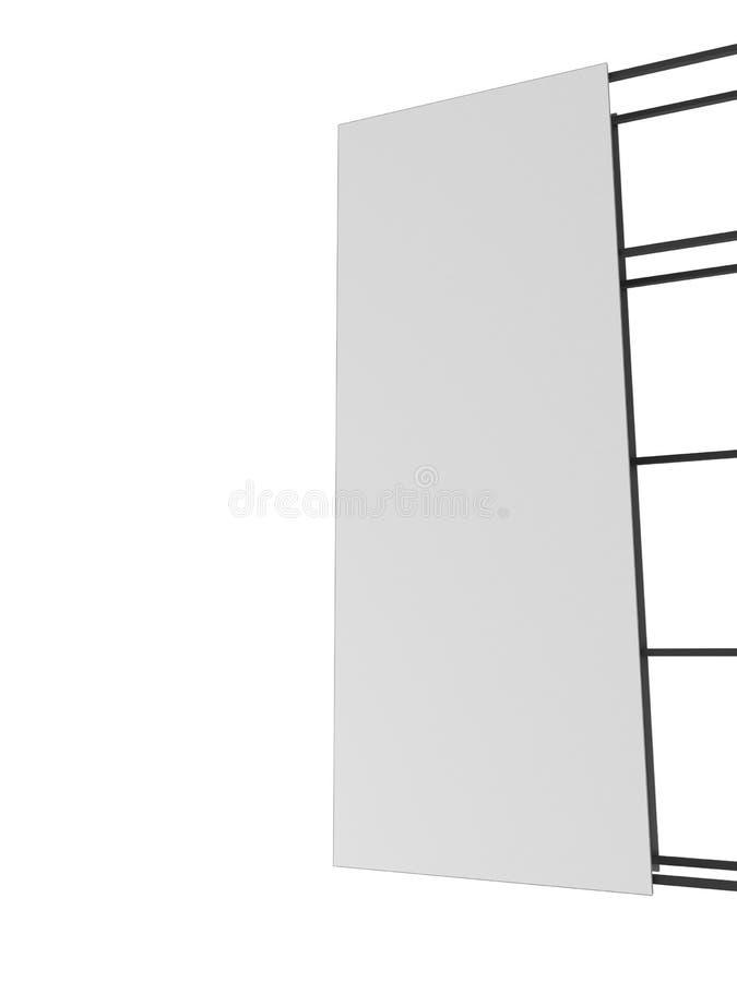 blankt tecken vektor illustrationer