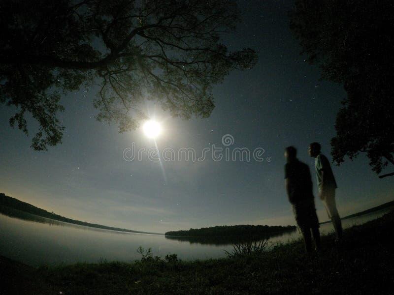 Blanquita Lake lizenzfreies stockfoto