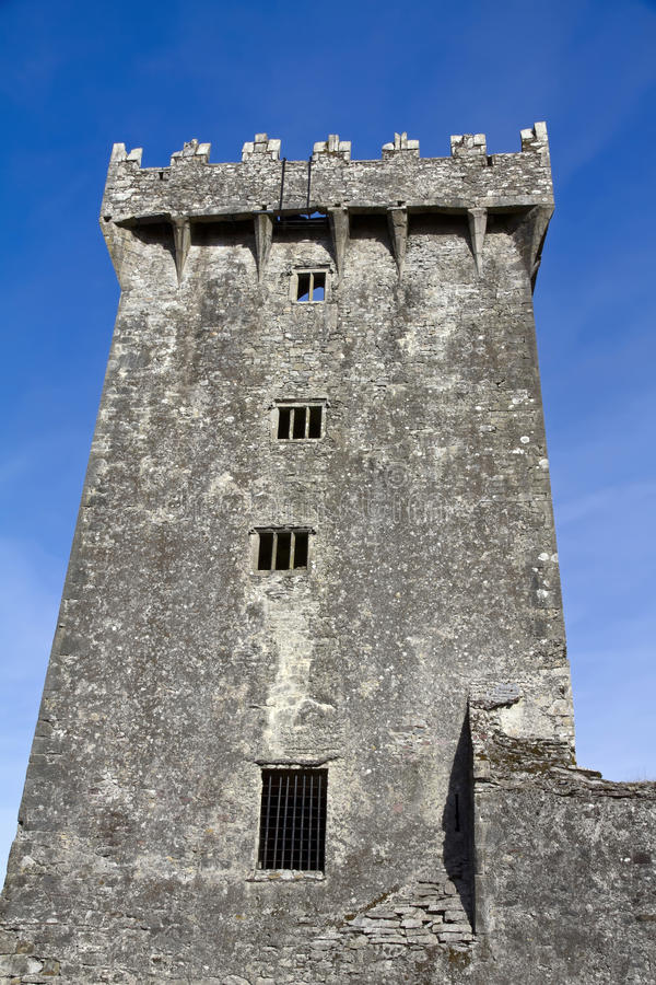 Download Blarney Castle stock photo. Image of tower, tourism, eire - 13551788
