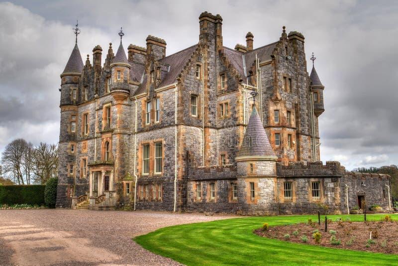 Blarney House royalty free stock photo