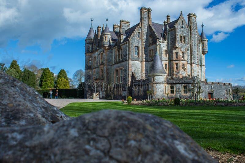 Blarney House royalty free stock photos