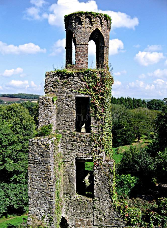 Download Blarney Tower, Ireland Royalty Free Stock Photos - Image: 3015958
