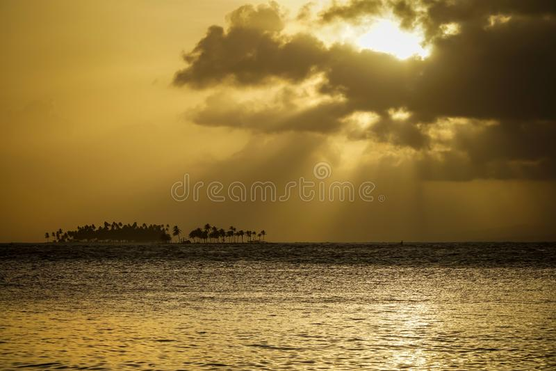 blas海岛圣 免版税图库摄影