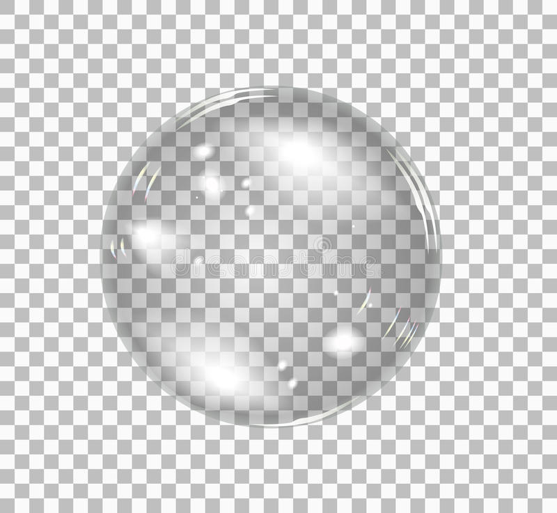 Blasen-Seife lizenzfreie abbildung